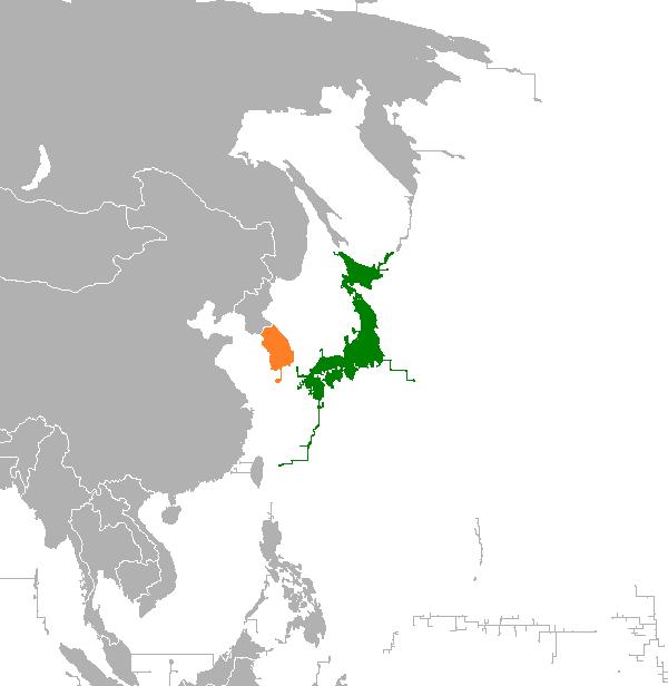 Relación Corea del Sur - Japón Wikipedia