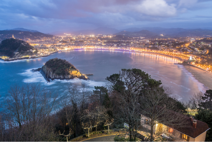 San Sebastián Donosti Euskadi España