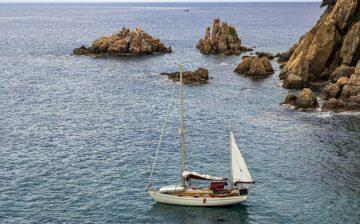 Alquilar un velero en Grecia