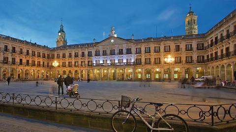 Vitoria-Gasteiz plaza de España