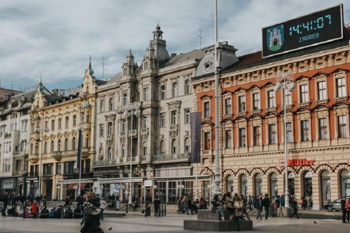 Zagreb Croacia (Kristijan Arsov Unsplash)