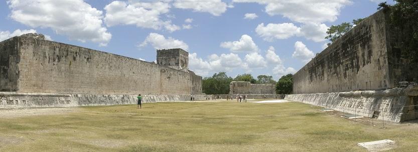 juego pelota maya