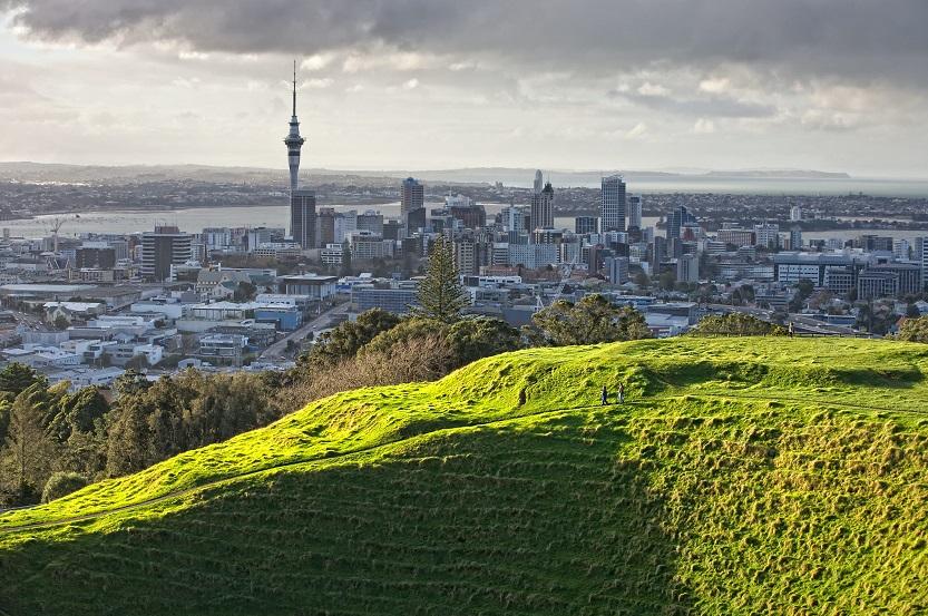 que ver en Auckland