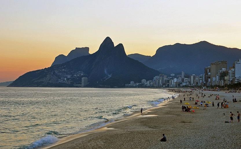 playas Rio Janeiro