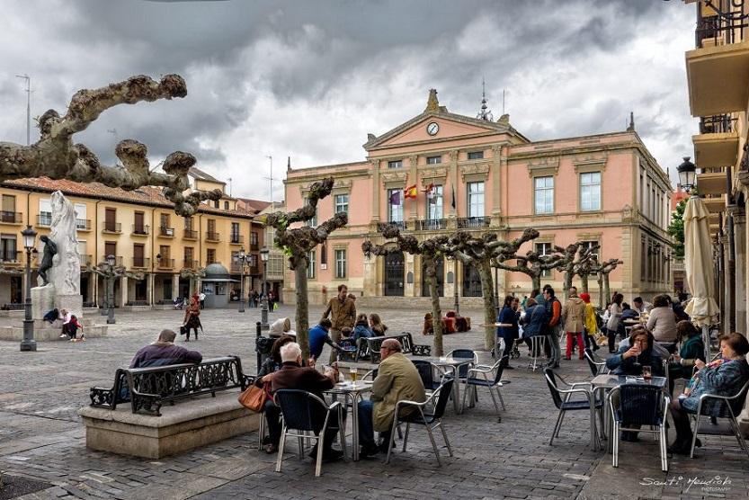 Plaza Mayor Palencia