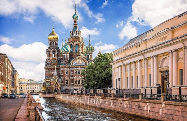 Rusia St.Petersburg